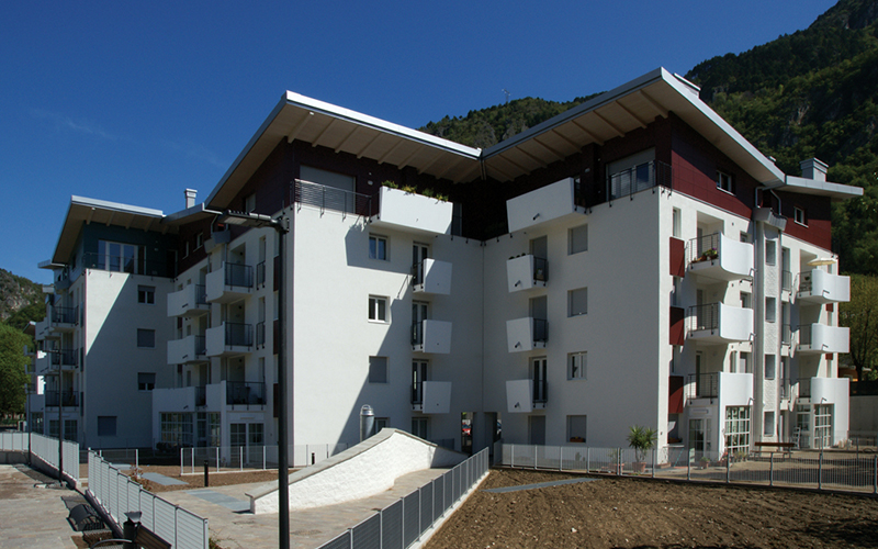 Ed-residenziale-Trento-Fonoisolante