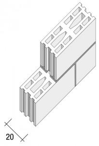 Parete-B20-4 pareti