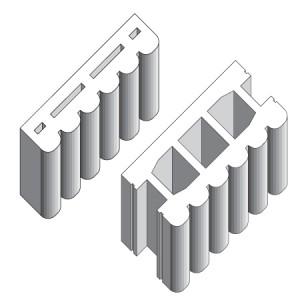 metrocubo114-elementi-lecablocco-fonoassorbente-soundleca-architettonico